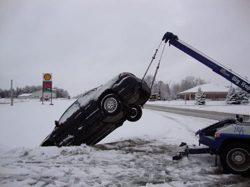 BIG RAPIDS TOWING